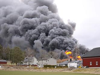Tre tragiske branner på under ett døgn