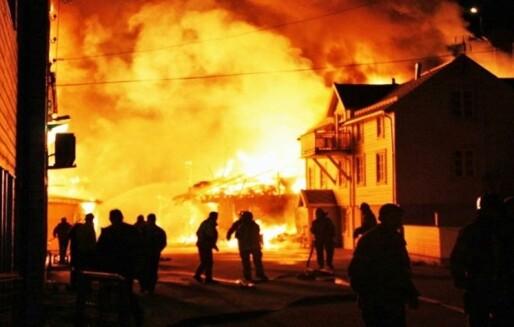 Viktig nyhet for arkitekter, brannrådgivere, prosjekterende, utførende og forsikringsselskaper