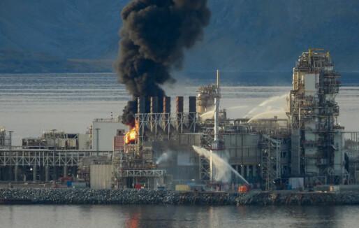 Petroleumstilsynet: Alvorlige regelbrudd avdekket etter Melkøya-brannen