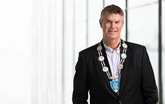Erik Bringedal er ordfører i Larvik kommune.