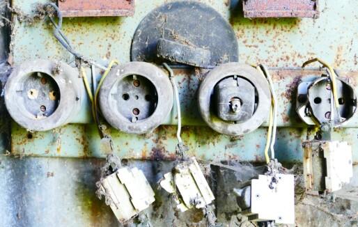 Én av ti utfører ulovlig el-arbeid i hjemmet