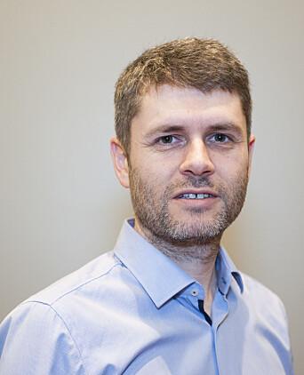 Håkon Winterseth er faglig leder i Firesafe og nestleder i styret i Brannfaglig Fellesorganisasjon. Han har lenge engasjert seg i saken om Royalimpregnert trekledning.