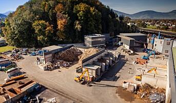 Brannutsatte avfall- og gjenbruksanlegg kan spare millioner
