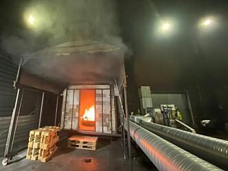 Ny RISE-rapport har sett på tetting av ventilasjonsfilter med brannrøyk