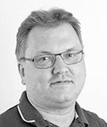 Trond S. Andersen, Senioringeniør i Direktoratet for byggkvalitet