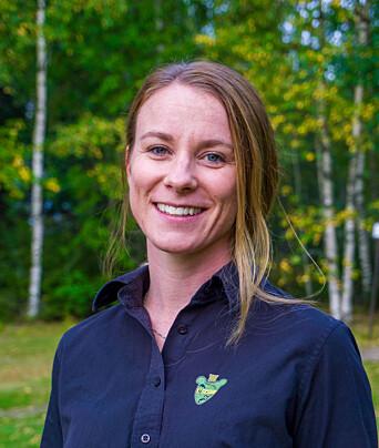 Line Hamre, leder Feiermesternes landsforening.
