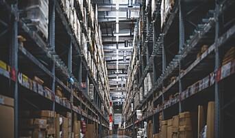 Økning i e-handel under pandemien øker faren for lagerbranner