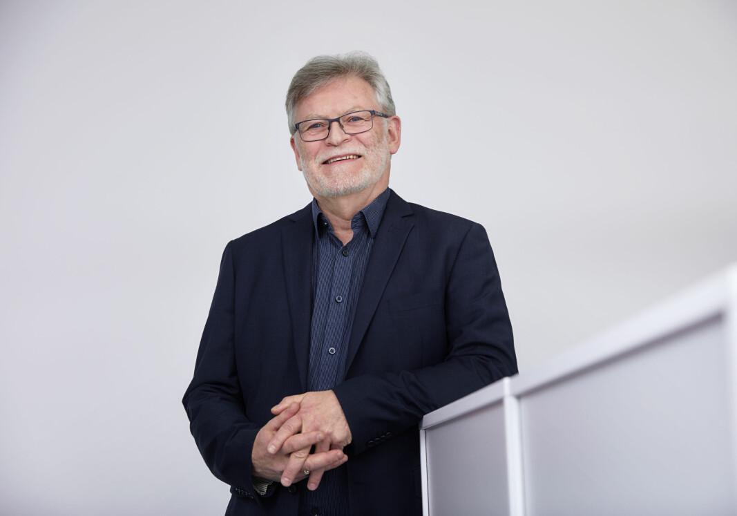 Sjefingeniør i DiBK, Vidar Stenstad, går av og blir pensjonist denne sommeren. Han blir en savnet fagmann.