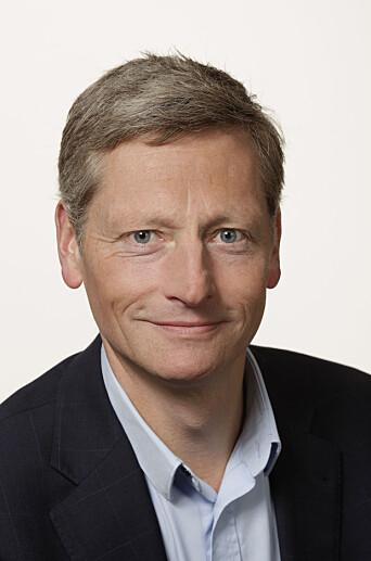 Dagfinn Kalheim er senioringeniør i DiBK.