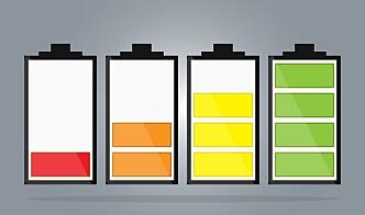Ny rapport ser på avgassing fra litium-ion batterier i hjemmet