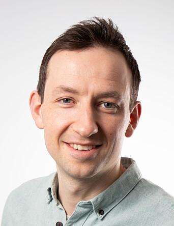 Christoph Meraner er en av forskerne bak rapporten.