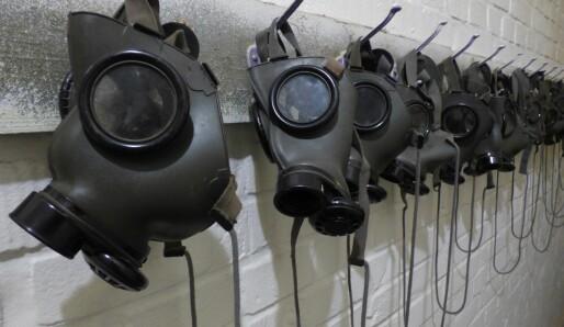 Manglende regelverk rundt branngasseksponering