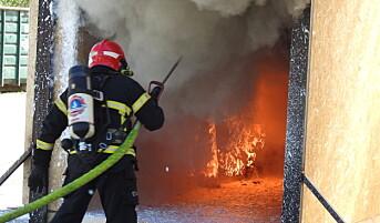 Begynner å se resultater fra viktig forskningsprosjekt om kreftrisiko hos brannmannskap