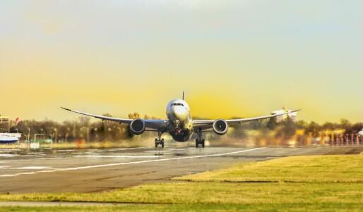 Manglende brannsikkerhet på norske flyplasser