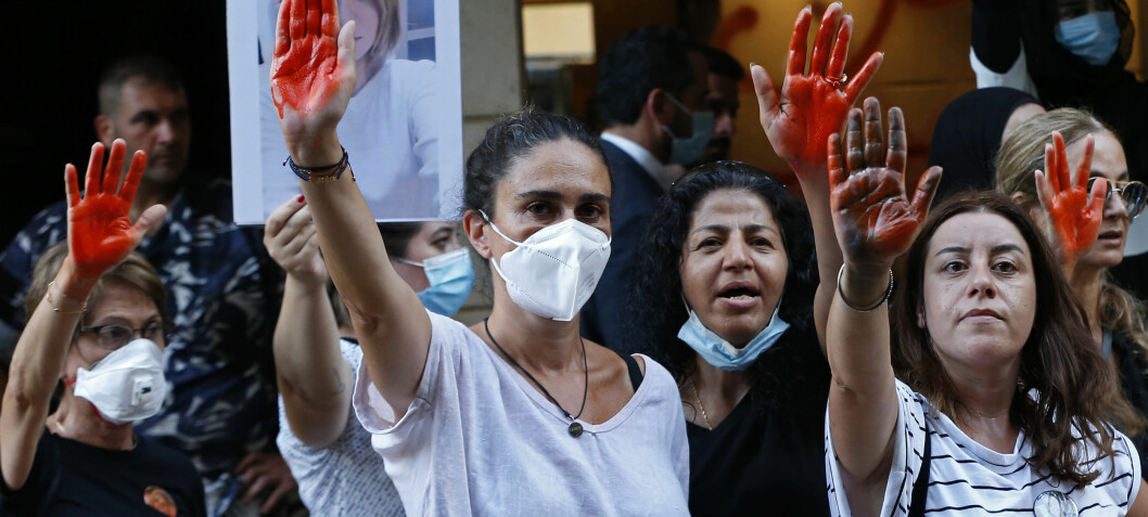 Ett år etter Beirut-eksplosjonen er folket like rasende