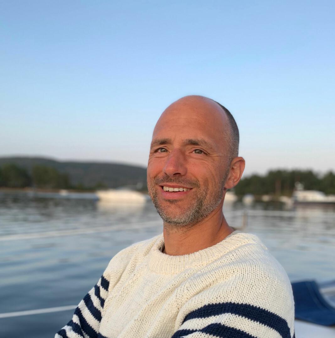 Petter Aamot Vangstein tiltrer digitaliseringsdirektørstillingen hos Firesafe 9. august