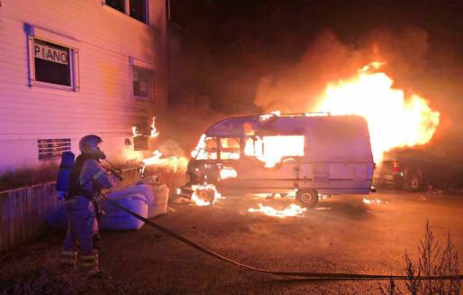 Nytt høringsforslag for å øke brannsikkerheten på campingplasser