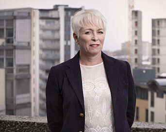 Heidi Finstad, administrerende direktør i Treindustrien.