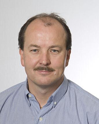 Hugo Haug, fagansvarlig i Omsorgsbygg Oslo KF og styreleder i BFO