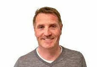 Bengt Slettli, daglig og faglig leder i Total Brannsikring AS.
