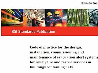 Refleksjoner rundt British Standard BS 8629