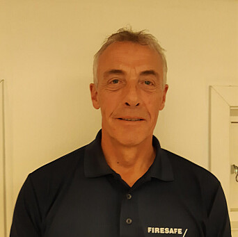 Trond Ulgenes er regionleder Consulting i Firesafe.